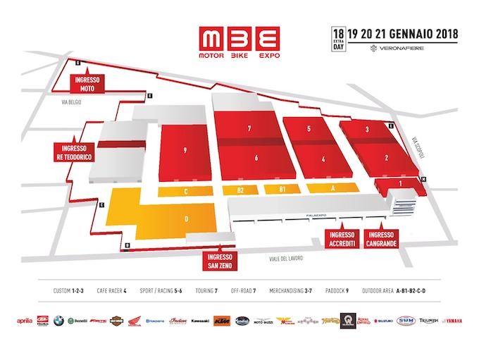 Motor Bike Expo: tutte le info per partecipare alla fiera veronese