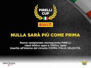 Pirelli presenta al Motor Bike Expo la Pirelli Cup 2018