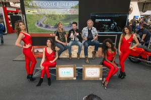 "Motodays 2018 presenta la ""BITM"""