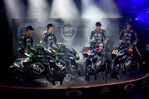 Dainese e AGV partner ufficiali dello Sky Racing Team VR46