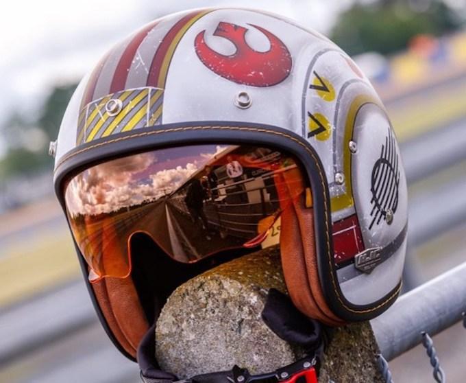 La linea HJC ispirata a Star Wars