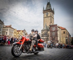 Harley Davidson: i 115 anni si festeggiano a Praga