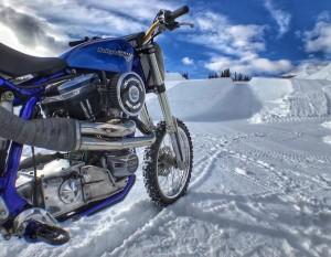L'Harley-Davidson Snow Hill Climb chiude gli X Games di Aspen