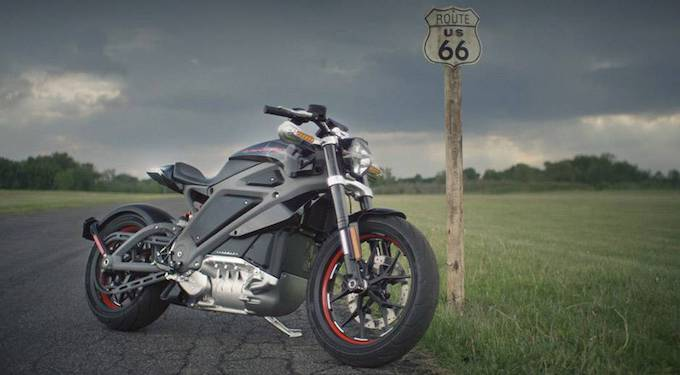 Harley Davidson: arriva LiveWire, zero emissioni ma anche zero rombo
