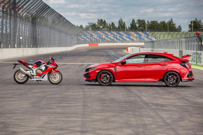 A Vallelunga torna l'appuntamento con gli Honda Days