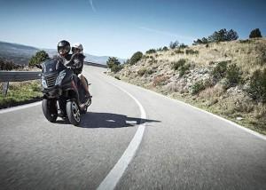 Peugeot Metropolis RX-R: il tre ruote più potente sul mercato