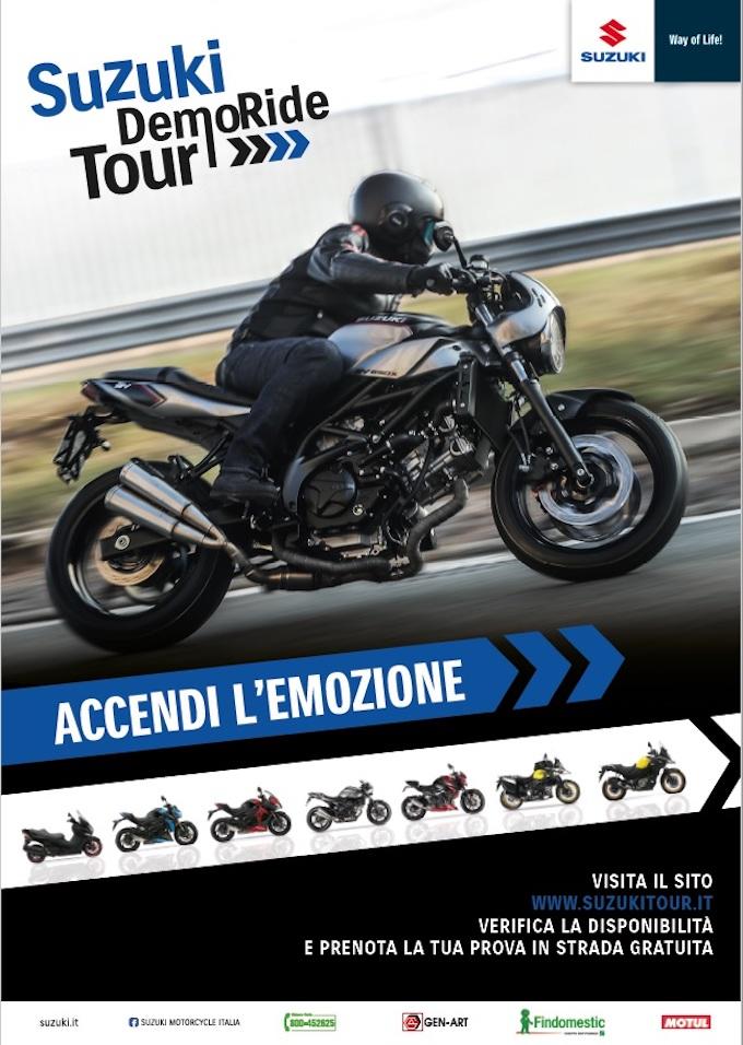 Suzuki-DemoRide Tour-2018
