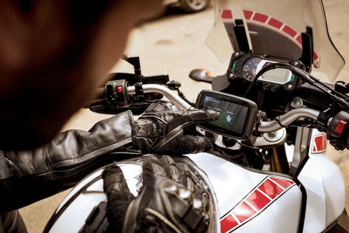 TomTom Rider 550: la navigazione in moto diventa più smart e veloce