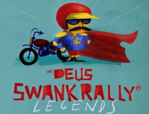 La storia dell'enduro si ritrova per la Deus Swank Rally Legends