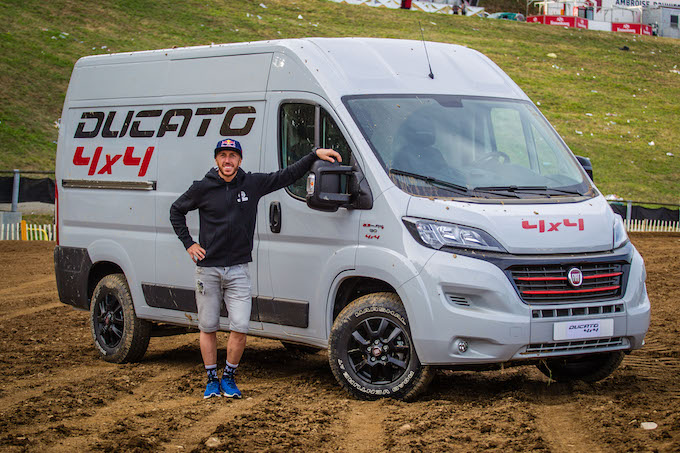 Fiat si dà al cross: supporterà il FIM Motocross World Championship MXGP