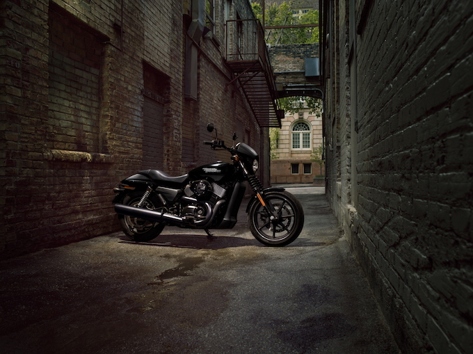 Harley-Davidson porta a Roma MotoDays Sportster Iron 1200 e Forty-Eight Special