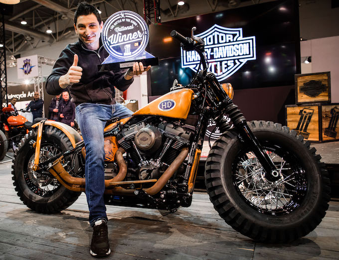 Harley-Davidson Bologna vince il concorso Battle of the Kings 2018