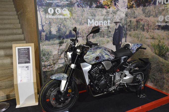 Honda mobility partner della mostra dedicata a Claude Monet