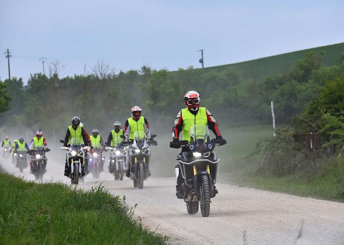 Honda: si rinnova l'appuntamento col True Adventure Toscana