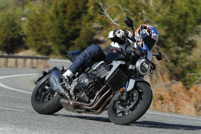 Honda CB1000R 2018 Tutta Nuova Anche Nel Design E Che Piacere Di Guida PROVA SU STRADA
