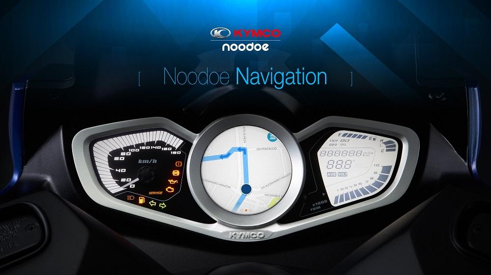 Noodoe-Navigation