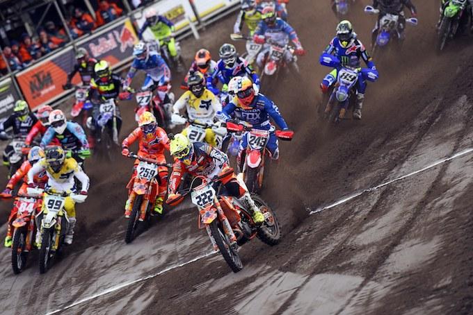 Pirelli domina il Gran Premio d'Europa di Motocross a Valkenswaard