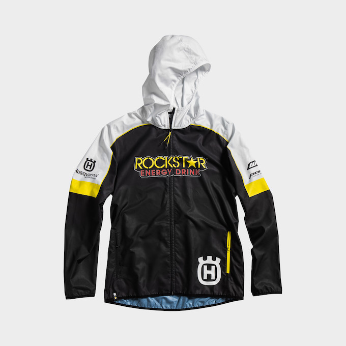 Husqvarna: arriva la collezione Rockstar Energy Factory Racing