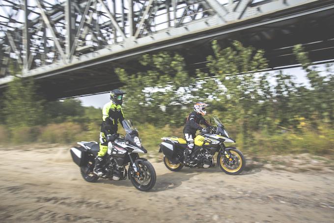 Suzuki: per gli amanti dell'off-road apre la V-STROM ACADEMY