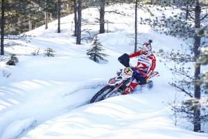 Beta: Steve Holcombe inizia con un buon terzo posto in Finlandia