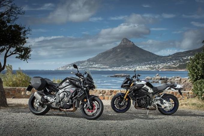 Yamaha: tante le novità al Roma Motodays