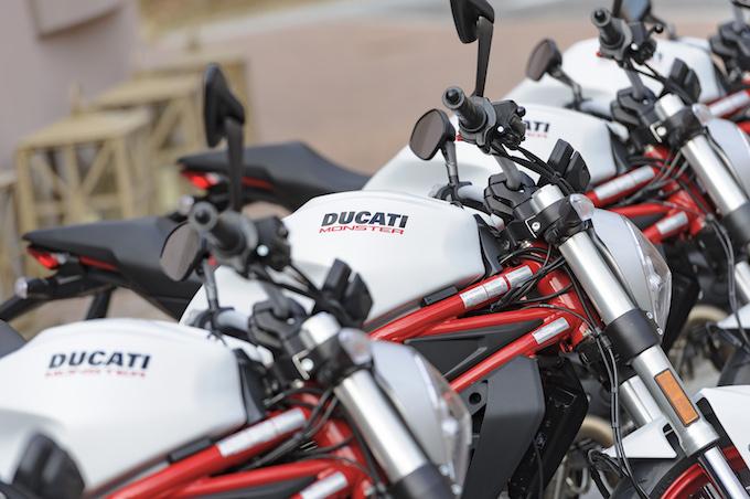 Ducati: la Monster compie 25 anni