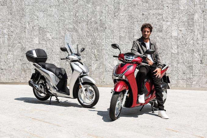 Honda: al Roma Motodays l'anteprima mondiale di un nuovo scooter