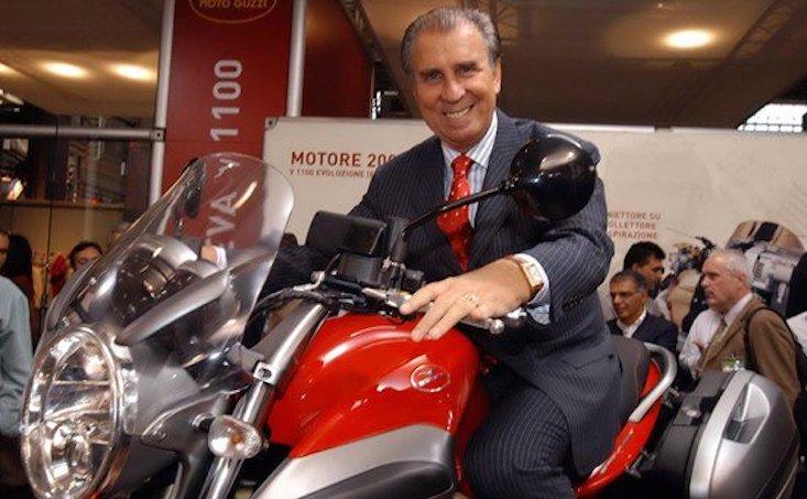 La moto piange Beggio, storico presidente Aprilia