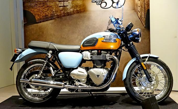 Triumph Spirit of '59, vinci una T100 speciale