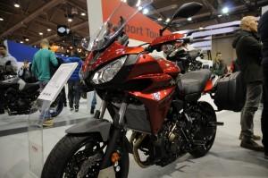 Roma Motodays 2018 | Yamaha presenta il GT Pack per la Tracer 700