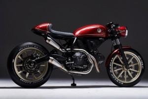 Ducati: i quattro finalisti della seconda Custom Rumble