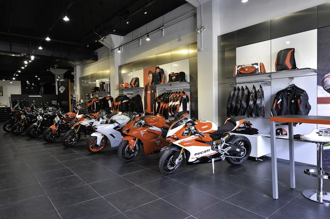 Ducati apre a New York il nuovo Flagship Store