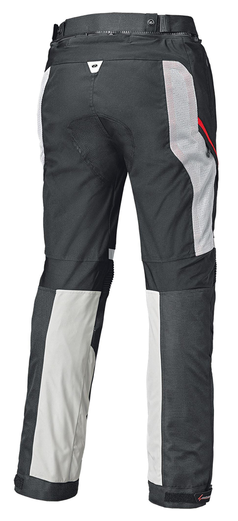HELD - Pantalone AEROSEC GTX BASE (Grigio-Rosso)(Art.6888)-2