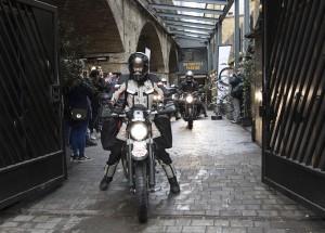 Ducati: una Scrambler Desert Sled per tentare il giro del mondo in solitaria