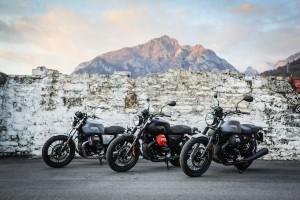 Moto Guzzi: prezzi ancora più vantaggiosi durante gli Eagle Days 2018