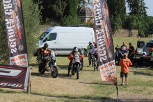 Tuscany Enduro Race, Crete di Siena