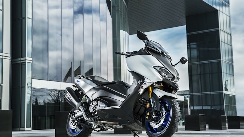 Yamaha TMAX SX Sport Edition: da aprile a un prezzo eccezionale