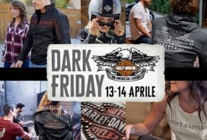 Harley-Davidson: un weekend di sconti con il Dark Friday