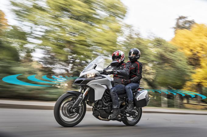 Ducati: nel 2020 arriverà la moto con radar anteriore e posteriore