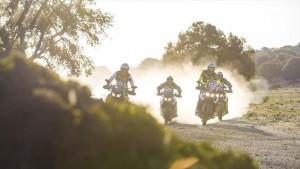 Yamaha Camp: un weekend sulle strade bianche della toscana