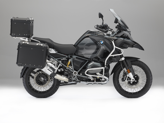 Accessori originali BMW Motorrad Edition Black