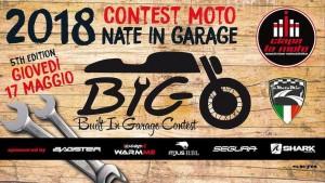 Ciapa La Moto si dà al custom col Built in Garage Contest