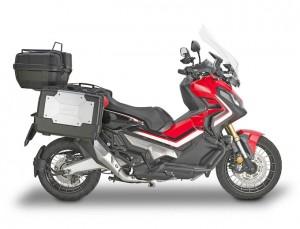 Kappa: ecco un set specifico per Honda X-ADV