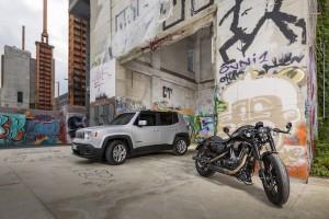 Harley-Davidson: rinnovato l'accordo di collaborazione con Jeep