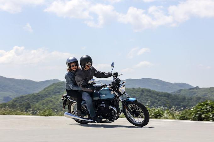 Aprilia e Moto Guzzi: un'estate in moto insieme alla gamma 2018