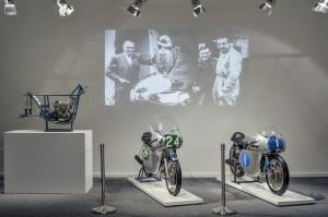 """Il Museo Ducati ospita la mostra """"Le Bicilindriche Desmo del giovane Hailwood"""""""