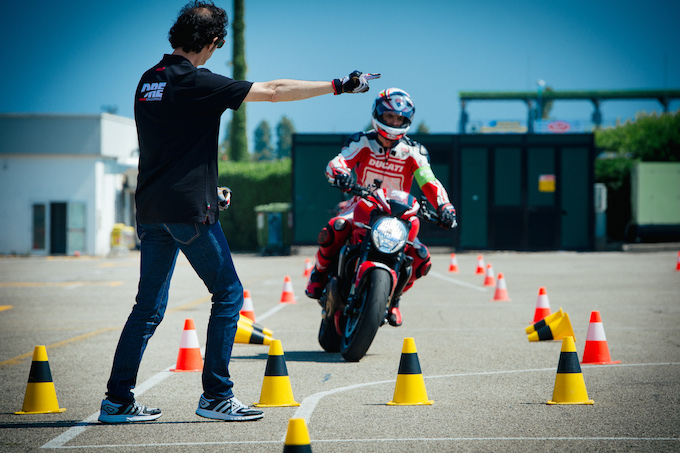 Al WDW2018 le riding experience firmate Ducati e Scrambler