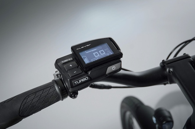 bicicletta_KYMCO_X _Comfort_1