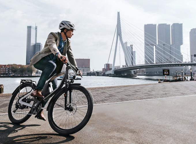 Kymco X Comfort: la bicicletta a pedalata assistita Made in Taiwan