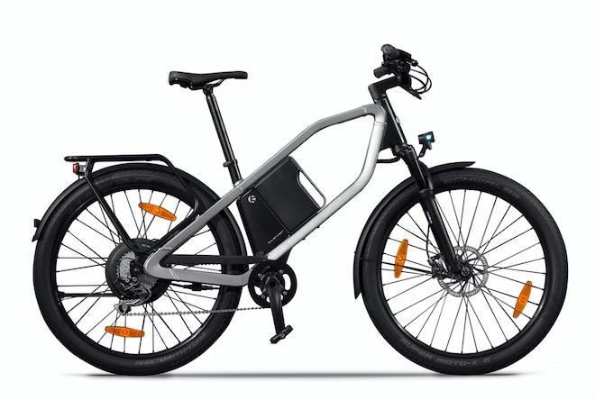 bicicletta_KYMCO_X _Comfort_3